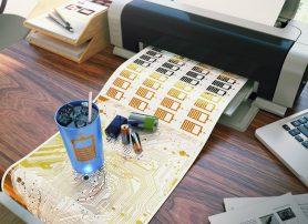 잉크젯 프린터로 인쇄하면 '플렉서블 배터리' 완성!
