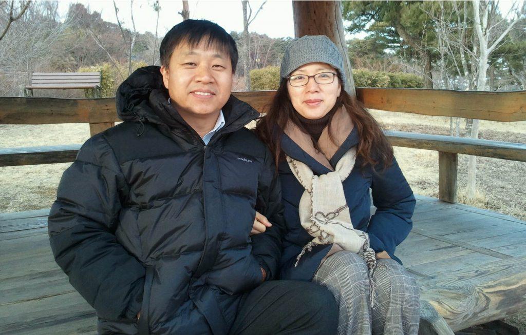 UNIST MAGAZINE 2016 summer_donation_최순홍 김덕심 부부