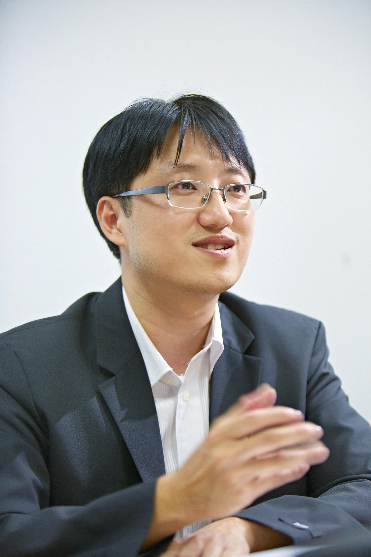 도시환경공학부의 이영주 교수 |사진: 안홍범