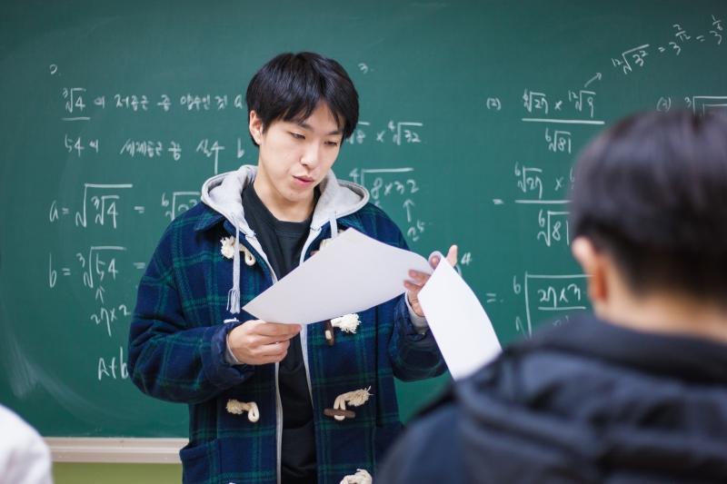 학생 창업 벤처 '페달링', 지역 고교생 위한 교육봉사 나서