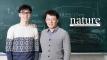 왼쪽부터 샤오 왕 IBS 연구위원과 펑 딩 신소재공학부 특훈교수(IBS 그룹리더)의 모습. | 사진: 김경채