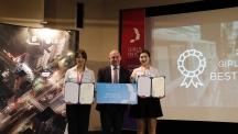 UNIST 여성 과학도, ICT 기술로 세상 바꿀 아이디어 제시!