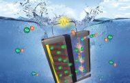 무한한 新재생에너지 바닷물로 만든다