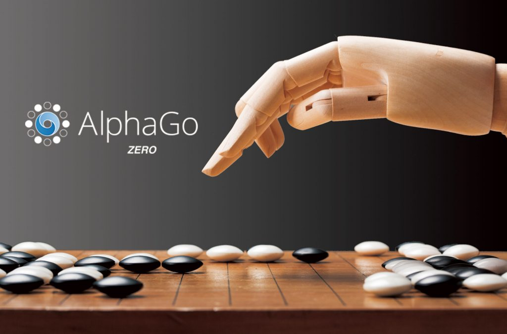 구글 딥마인드는 지난해 10월 19일 <네이처(Nature)>에 바둑 인공지능 '알파고 제로'를 공개했다. 이 프로그램은 인간에게 배우지 않고 인공지능 스스로 수많은 시행착오를 통해 요령을 터득하도록 해 주목받았다. | 사진: 게티이미지