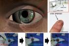 연구-그림-스마트-콘택트렌즈의-구조와-토끼눈에-장착시킨-모습.jpg