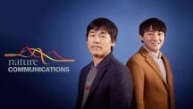 왼쪽부터 박노정 교수와 신동빈 연구원. | 사진: 김경채