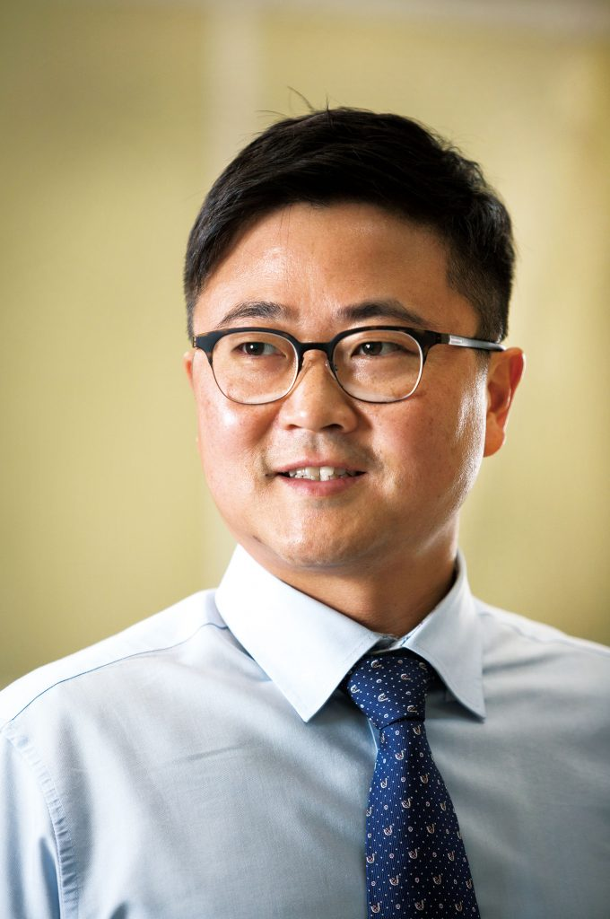 권오훈 자연과학부 교수 | 사진: 안홍범
