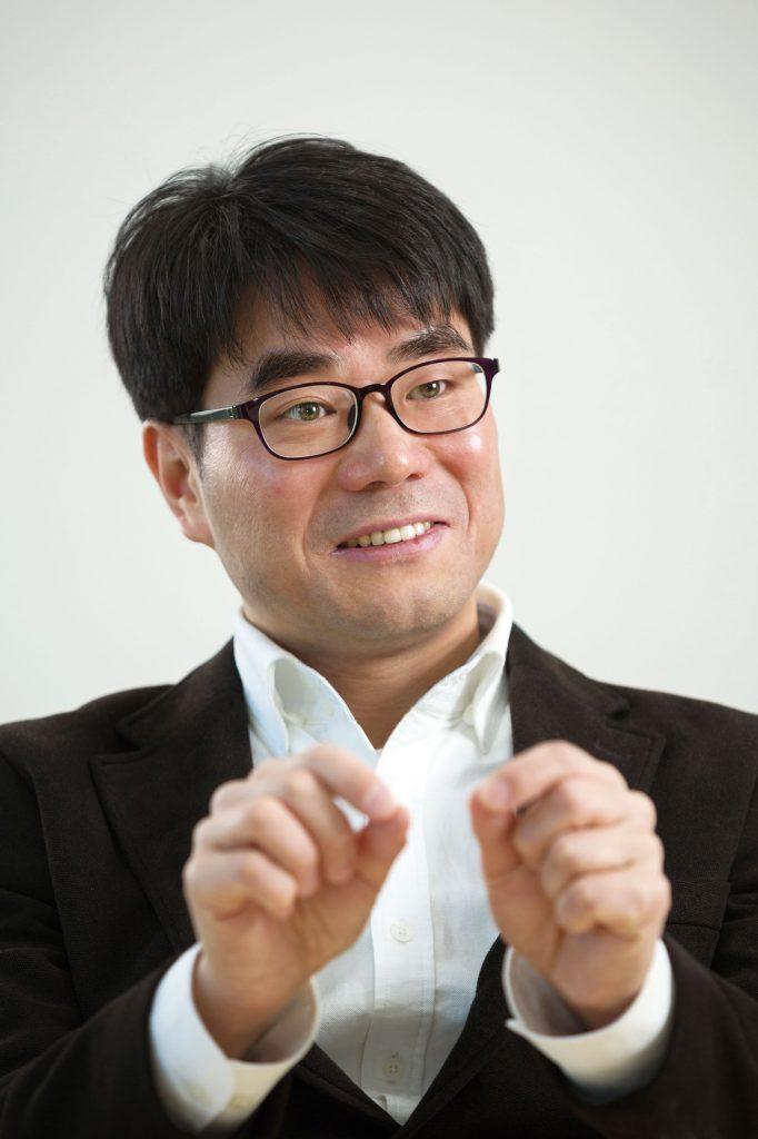 정후영 연구지원본부 교수
