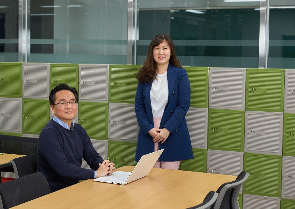 이창형 교수와 이효정 박사는 앞으로 다양한 공동연구를 펼칠 계획이라고 밝혔다. | 사진: 김경채