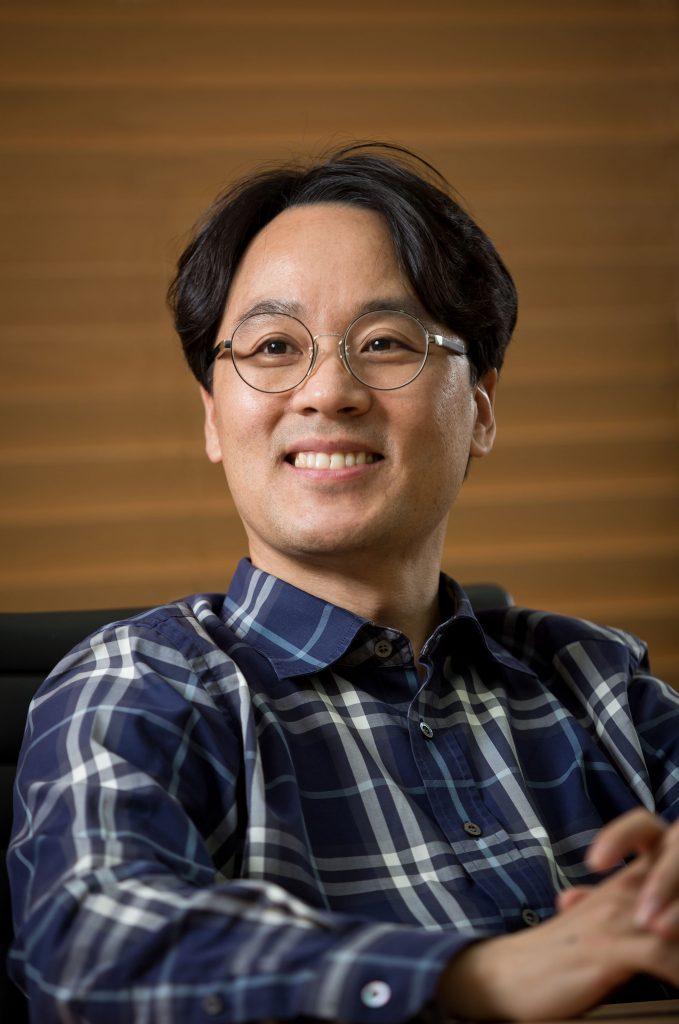 김건태 에너지 및 화학공학부 교수. | 사진: 안홍범