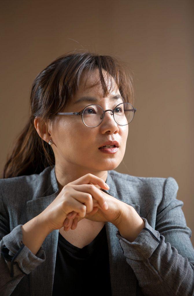 문회리 자연과학부 교수. | 사진: 안홍범