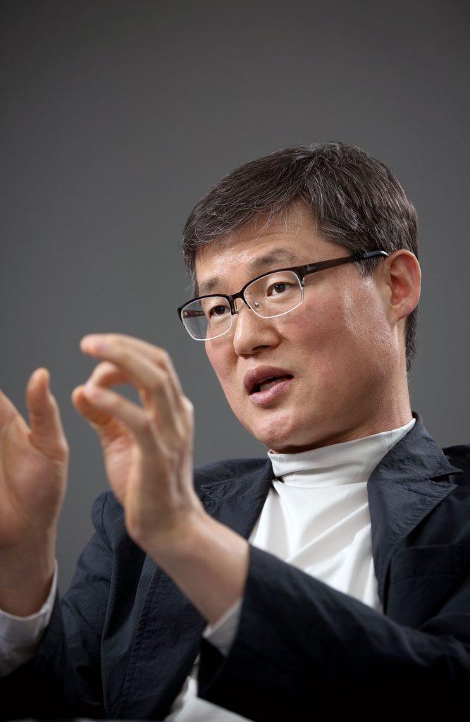 백종범 에너지 및 화학공학부 교수. | 사진: 안홍범