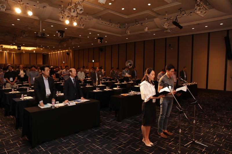 UNIST, 전 교원 참여 반부패·청렴 실천 의지 선포