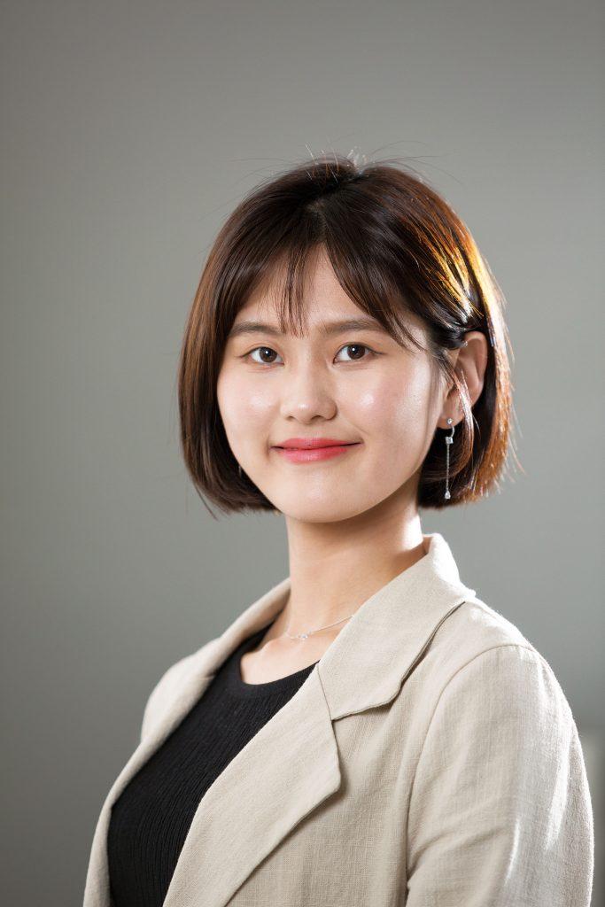 송현서 학생은 과학기술 연구는 물론 대중화에도 관심이 많은 학생이다.   사진: 안홍범
