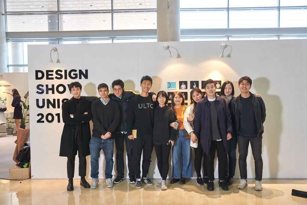 디자인-공학융합전문대학원 학생들의 작품도 함께 선보였다. | 사진: 김경채