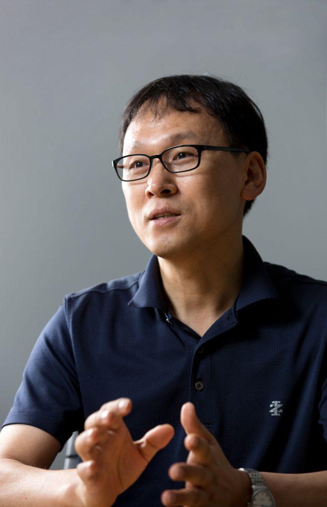 IMF는 김진영 교수 인생의 전환점이 됐다. | 사진: 안홍범