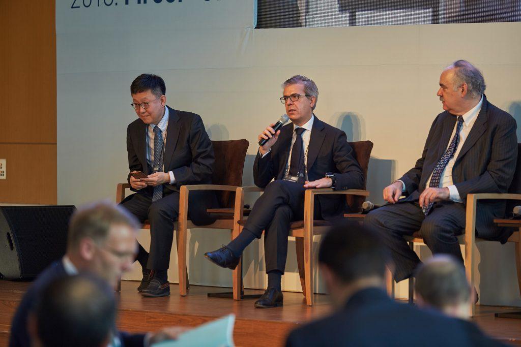 패널 토의도 함께 진행됐다. 참가자들은 산업도시의 미래에 관한 심도 있는 토론을 진행했다. | 사진: 김경채