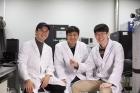 연구진-납-없는-페로브스카이트에서-전하-전달-원리를-규명하고-유기염료-감응-태양전지에-적용한-UNIST-연구진_왼쪽부터-김광민-연구원-김병만-박사-신현오-연구원.jpg