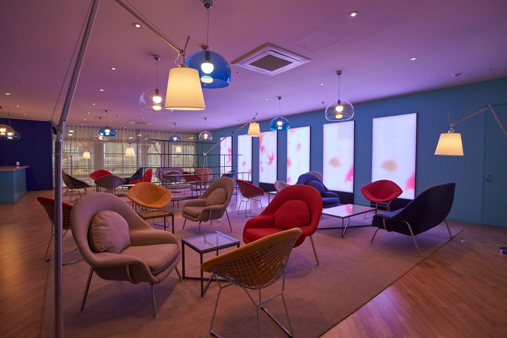 Faculty Lounge는 교원들의 소통 공간이다. | 사진: 김경채
