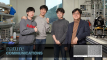 왼쪽부터 홍석모·김광우·윤성인 석박통합과정 연구원과 신현석 교수. | 사진: 김경채