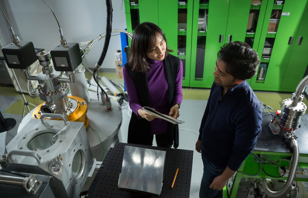 방사능을 원격으로 검출할 수 있는 기술은 국가 연구개발 최우수 성과 12선에 올랐다. | 사진: 안홍범