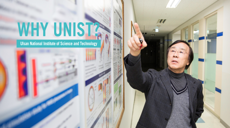 "UNIST, ""A First-class S&T Research Institution"""