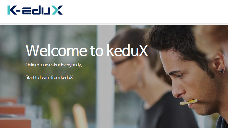 Online Learning Platform KeduX is Now Available on UNIST