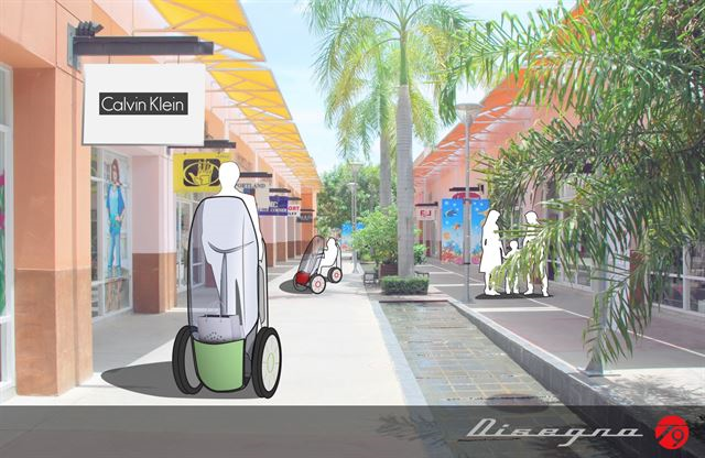 Unist Introduces The World To The Smart Urban Vehicle Conceptunist