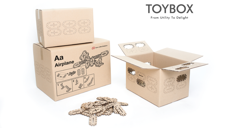 Toy Box Design Concept, designed by Prof. Self and his design team (Subin Kim, Haemin Lee, Sumin Lee, and Kido Chang) at UNIST.