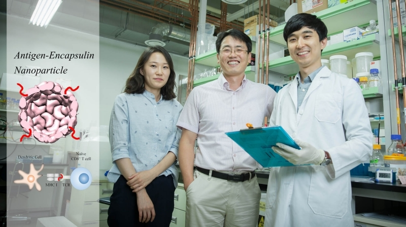 Using Encapsulins as Vaccine Delivery Vehicles for Cancer Therapy