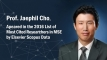 UNIST Makes Mark on Global List of Most Cited