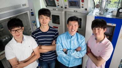 New Anode Material Set to Boost Lithium-ion Battery Capacity