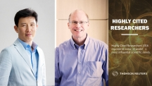 UNIST Researchers Named to Thomson Reuters' List of Highly Cited Scientists