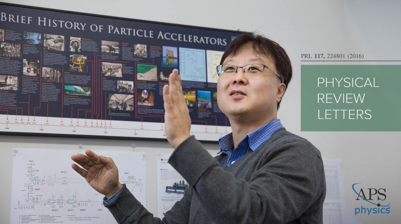 Next-generation Accelerators Get Boost from New Beam Physics