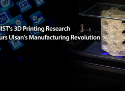 3D Printing at the Heart of Manufacturing Innovation