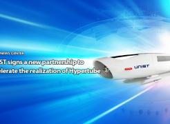 UNIST Embarks on Journey to Develop Ultrafast Train