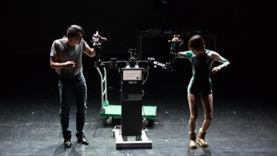 Shall We Dance? Dancing with Digital Dance Partner