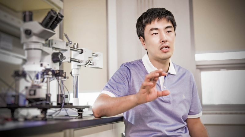 UNIST Makes New Breakthrough in Ophthalmic Anaesthesia