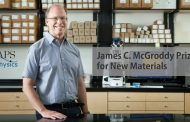 Professor Rodney S. Ruoff Wins Prestigious James C. McGroddy Prize