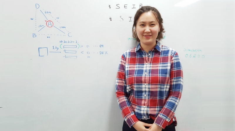 Hyojung Lee has recently completed her Ph.D. at UNIST under the supervision of Professor Chang Hyeong Lee in the Natural Science at UNIST.