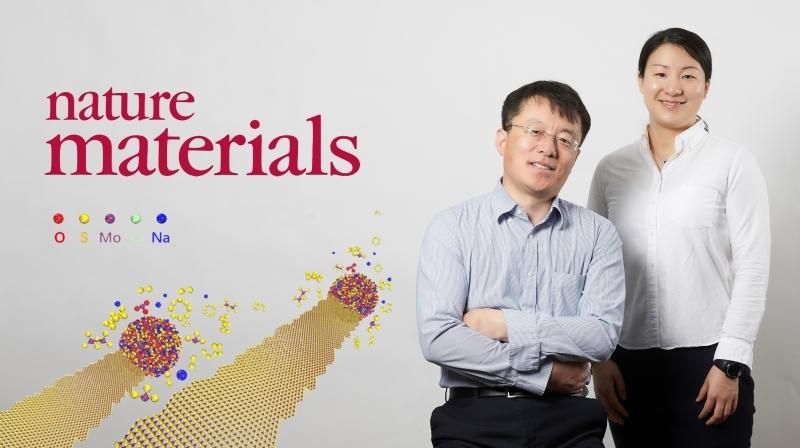 Novel Method to Fabricate Nanoribbons from Speeding Nano Droplets