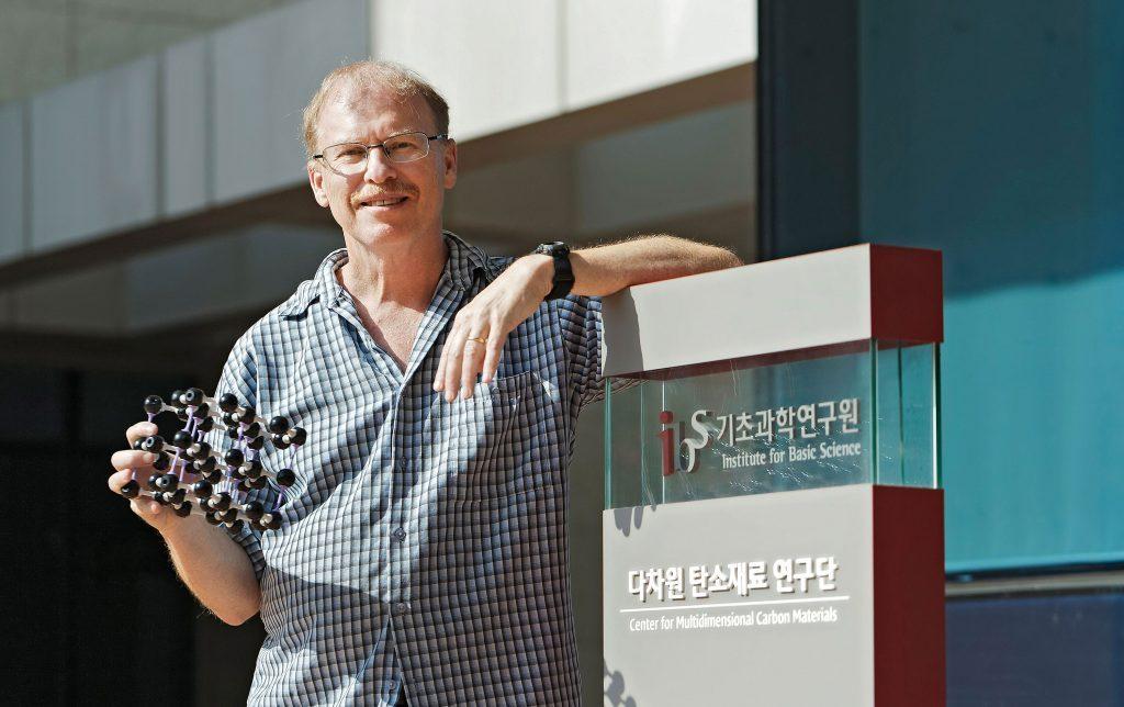 Distinguished Professor Rodney S. Ruoff 2