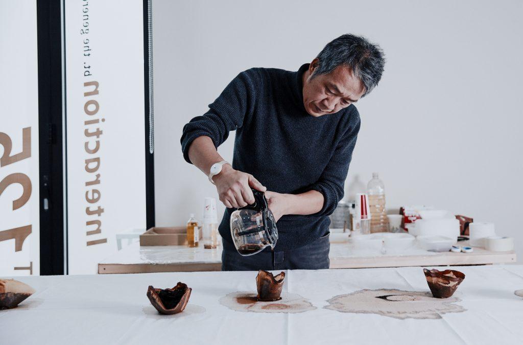 Artist Wongil Jeon