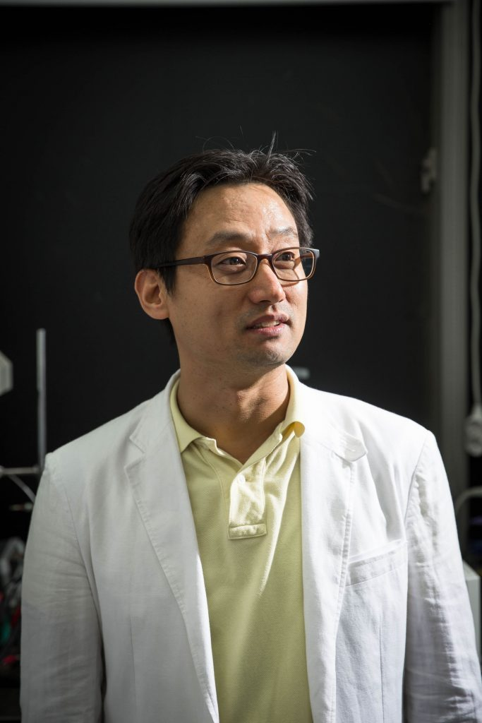 Professor Changduk Yang