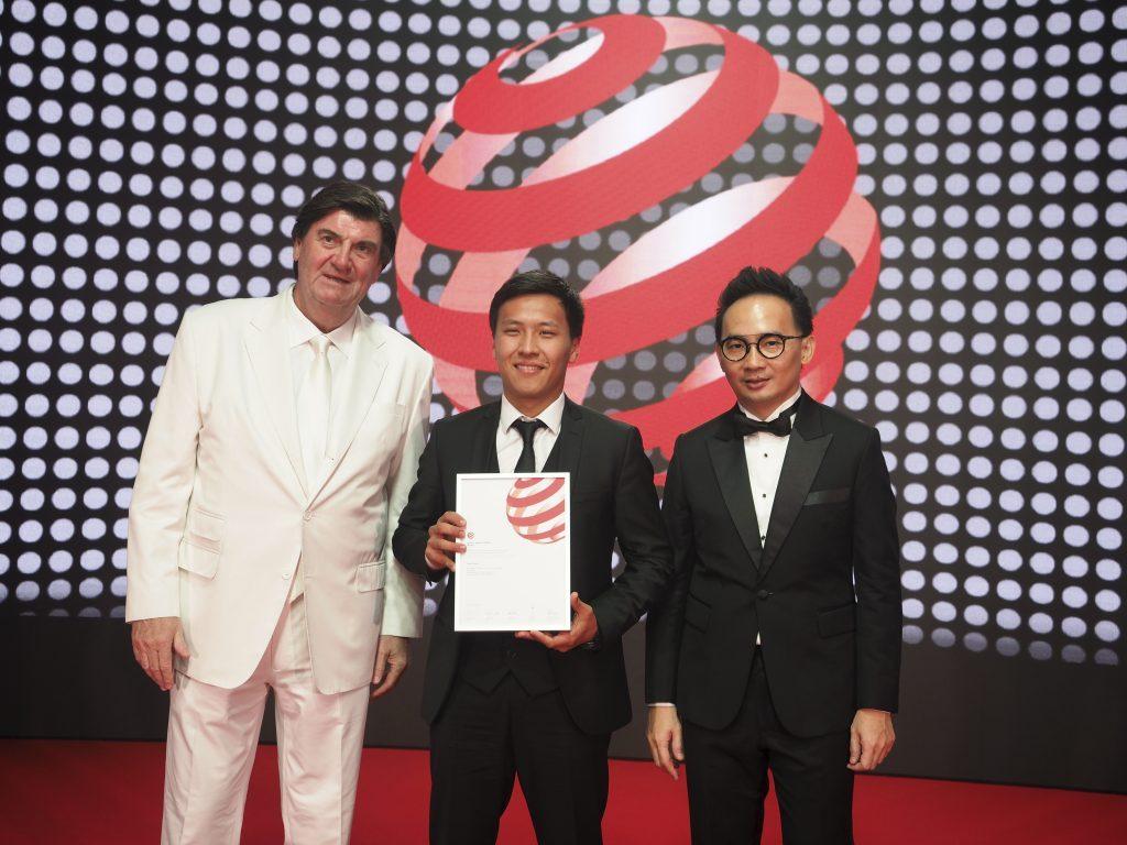 Reddot award 2018 3