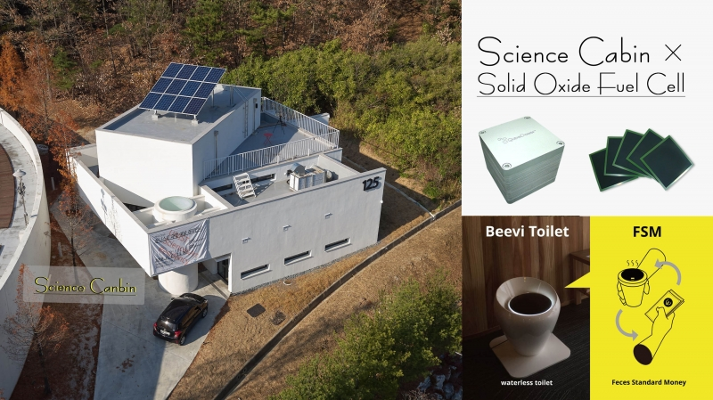 UNIST and MiCo Announce Joint Initiative to Install SOFC in Science Cabin