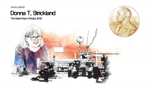 Donna Strickland: A Shining Star of Nobel Prize in Physics