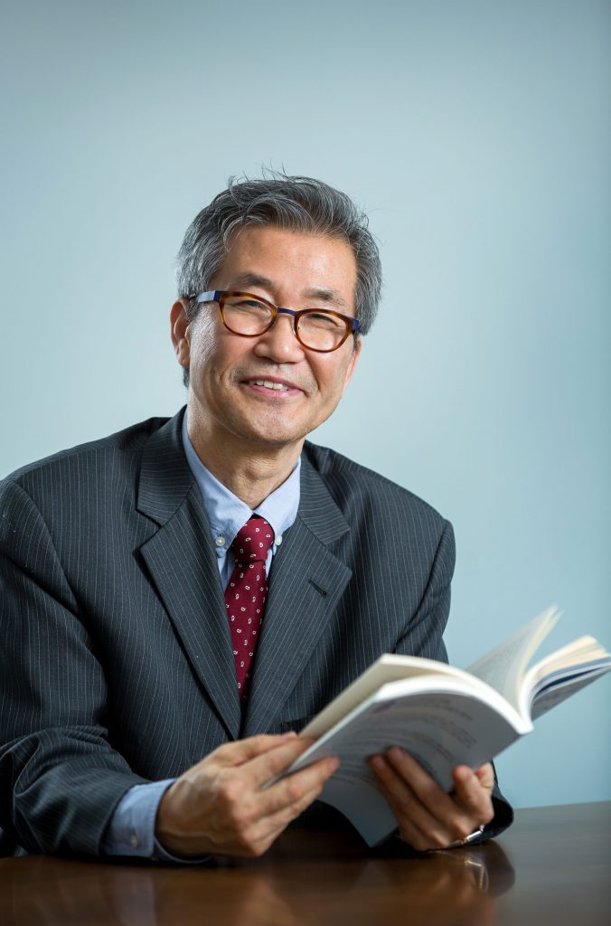 Professor Kooyul Jung, Dean of the School of Business Administration at UNIST.