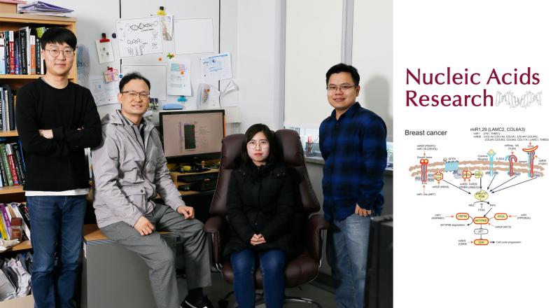 Biclustering Big Data Analysis Identifies Cancer Suppressing microRNAs