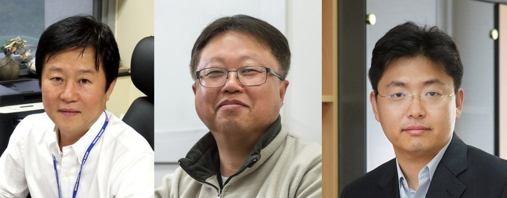 From left are Professor DongWook Kim, Professor Hongtae Kim, and Professor JooYoung Lee. l Image Credit: The Catholic University of Korea Seoul St. Mary's Hospital.